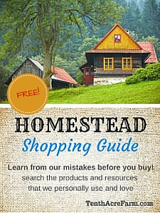 Homestead Shopping Guide