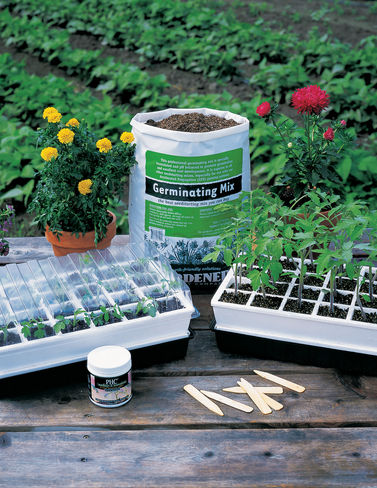 All-in-One Seedstarting Kit