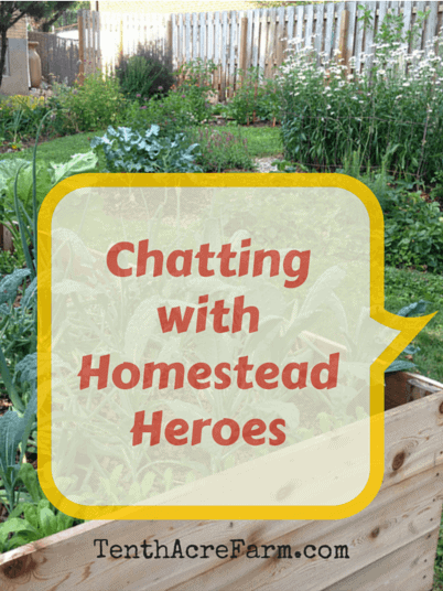 Chatting with Homestead Heroes