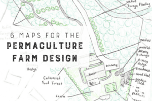 6 Maps for the Permaculture Farm Design